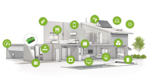 Energy can be saved with smarthome