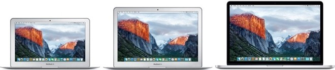 The 15-inch MacBook Air may be realized in 2016