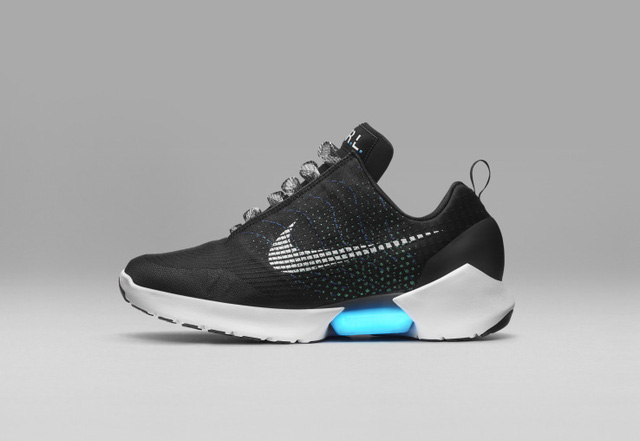 It will become a popular technology in the future but currently, 1.0 HyperAdapt remains as unique shoes