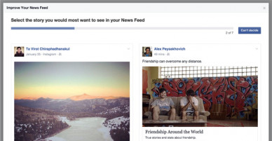 Facebook algorithm change: an end to those Fanpages with shocking and violating contents