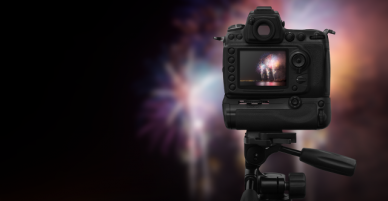 Guidance for taking beautiful firework photos in holiday season