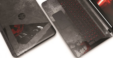 A special laptop edition for Star Wars fan