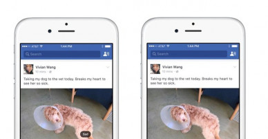 Besides the Like button, Facebook creates the Reactions with 6 Empathetic Emoji