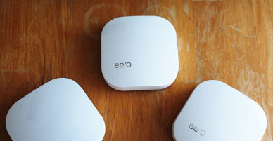 Eero can boost your Wifi speed up to 10 times