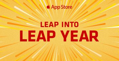Leap year celebration: Apple's 5 iPhone apps are free to download