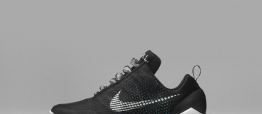 Nike launches self-lacing shoes - the HyperAdapt 1.0